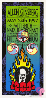 Hill Auditorium, Ann Arbor, MI 5/24/97