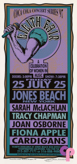 Jones Beach Amphitheater, Jones Beach, NY 7/25/97
