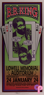 Lowell Memorial Auditorium, New York, NY 1/24/98