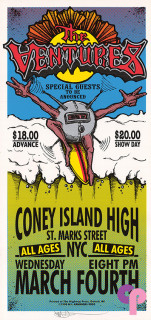 Coney Island High, New York, NY 3/4/98