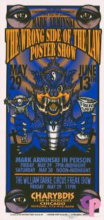 Charybdis, Chicago, IL 5/29-6/13/98