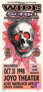 Joyo Theater, Lincoln, NE 10/31/98