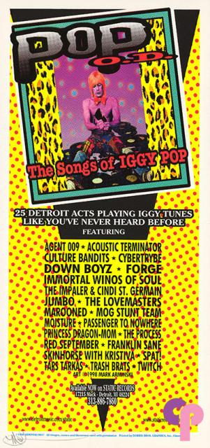 Various Venues 11/1/98