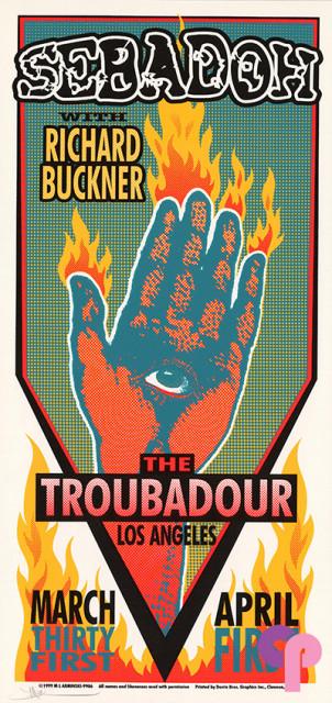 The Troubadour, Los Angeles, CA