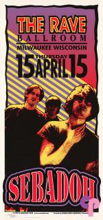 The Rave Ballroom, Milwaukee, WI 4/15/99