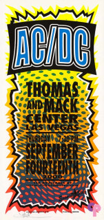 Thomas and Mack Center, Las Vegas, NV 9/14/00