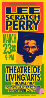 The Theatre of the Living Arts, Philadelphia, PA 3/23/01