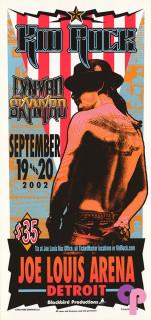 Joe Louis Arena, Detroit, MI 9/19-20/02