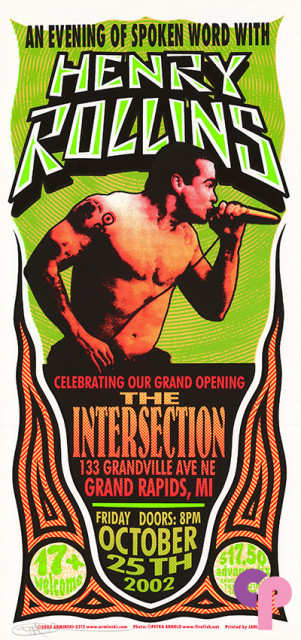 The Intersection, Grand Rapids, MI 10/25/02