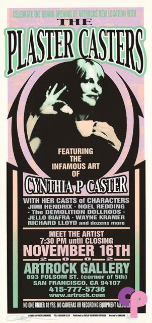 Artrock Gallery, San Francisco, CA 11/16/02