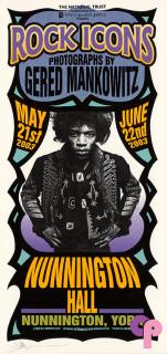 Nunnington Hall, New York, NY 5/21-6/22/03