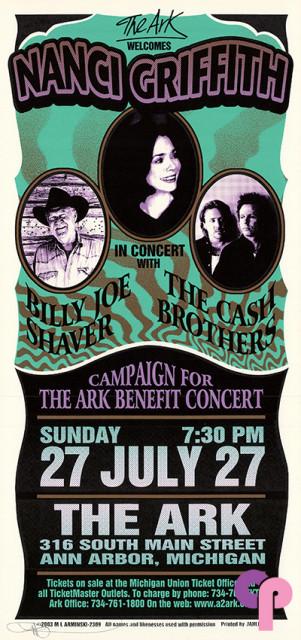 The Ark, Ann Arbor, MI 7/27/03