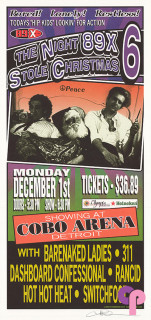 Cobo Arena, Detroit, MI 12/1/03