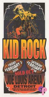 Joe Louis Arena, Detroit, MI 2/3-4/06