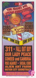 Cobo Arena, Detroit, MI 12/1/05