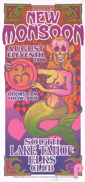 South Lake Tahoe Elks Club, Lake Tahoe, NV 8/11/06