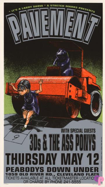 Peabody's Downunder 5/12/94