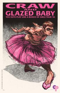 Tour Poster 11/1/95