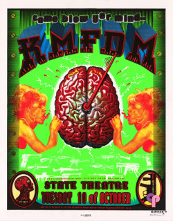 State Theatre, Detroit, MI 10/10/95