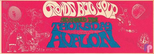 Avalon Ballroom 1967