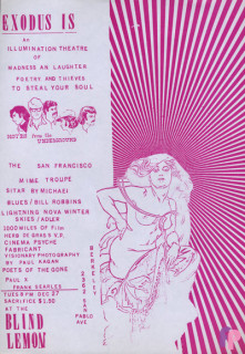 Blind Lemon, Berkeley 12/27/66