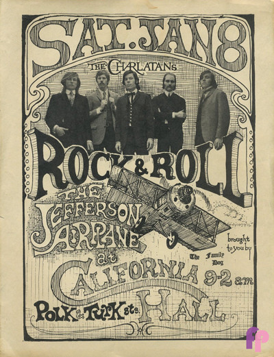California Hall 1/8/66