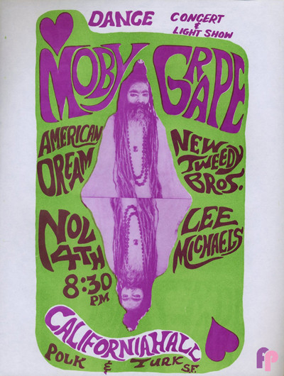 California Hall 11/4/66