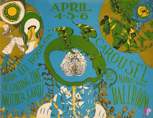 Carousel Ballroom 4/4-6/68