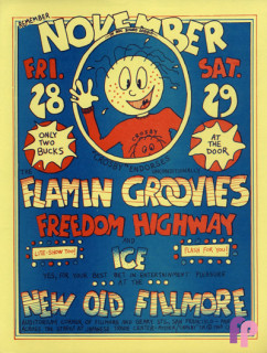 The Old Fillmore 11/28-29/69