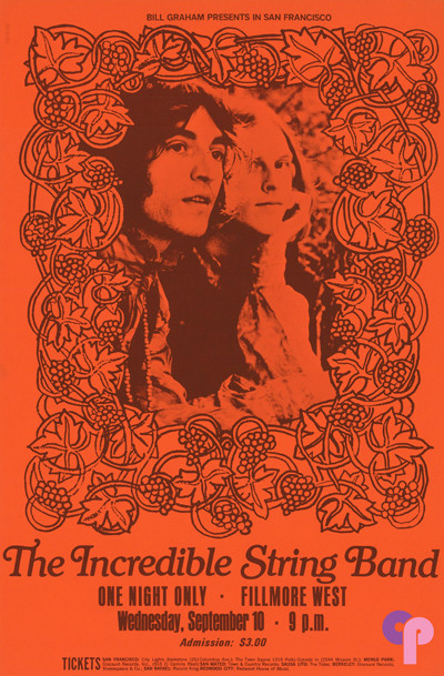Fillmore West 9/10/69