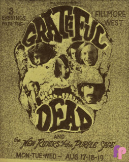 Fillmore West 8/17-19/70