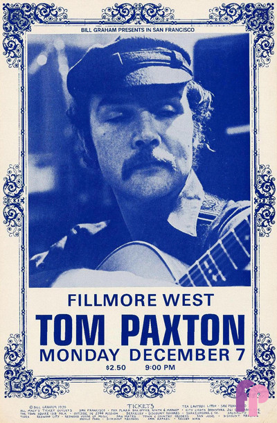 Fillmore West 12/7/70