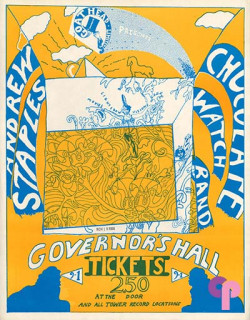 Governors Hall Sacramento, CA 11/19/66
