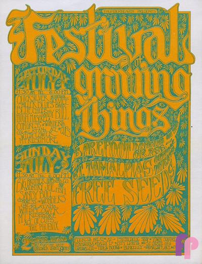 Mount Tamalpais Amphitheater 7/1/67