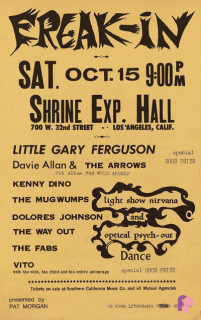 Shrine Exposition Hall 10/15/66