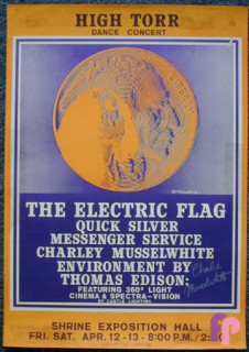 Shrine Auditorium 4/12/68