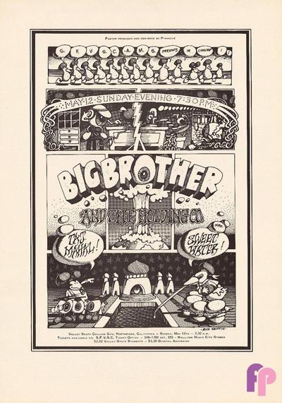 Valley State College Gym, Northridge, CA 5/12/68