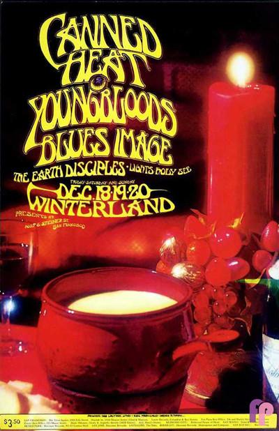 Winterland 12/18-20/70