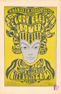 City Coliseum, Austin, TX 2/10/67