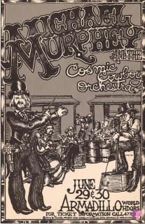 Armadillo World Headquarters, Austin, TX 6/29-30/73
