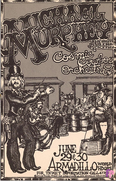 Michael Murphy and the Cosmic Cowboy Orchestra