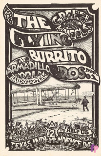 Armadillo World Headquarters, Austin, TX 2/28 & 3/2/75