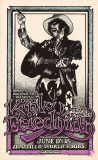 Armadillo World Headquarters, Austin, TX 6/17-18/75