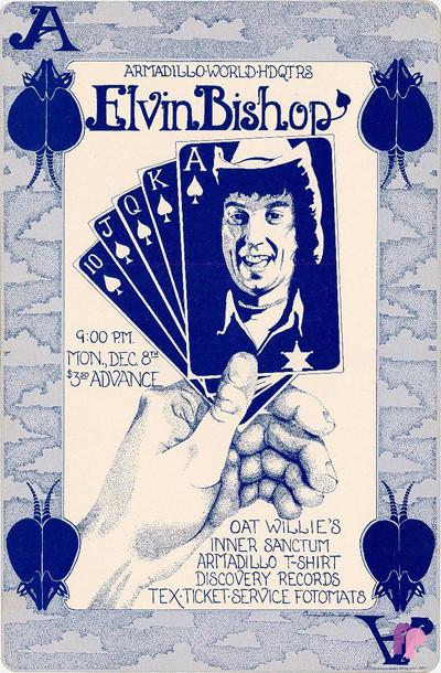 Armadillo World Headquarters, Austin, TX 12/8/75