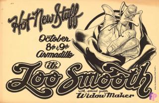 Armadillo World Headquarters, Austin, TX 10/8-9/76