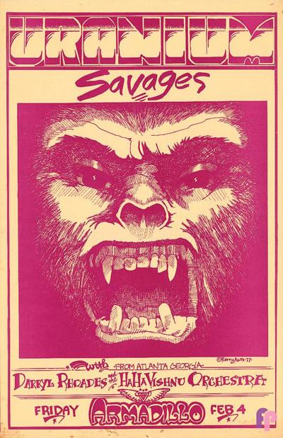 Uranium Savages