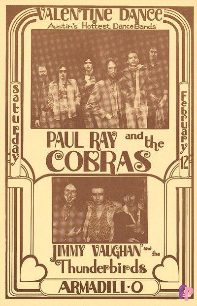 Paul Ray and the Cobras