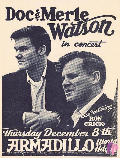 Doc and Merle Watson