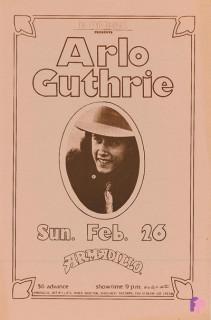 Armadillo World Headquarters, Austin, TX 2/26/78