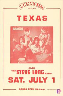 Armadillo World Headquarters, Austin, TX 7/1/78
